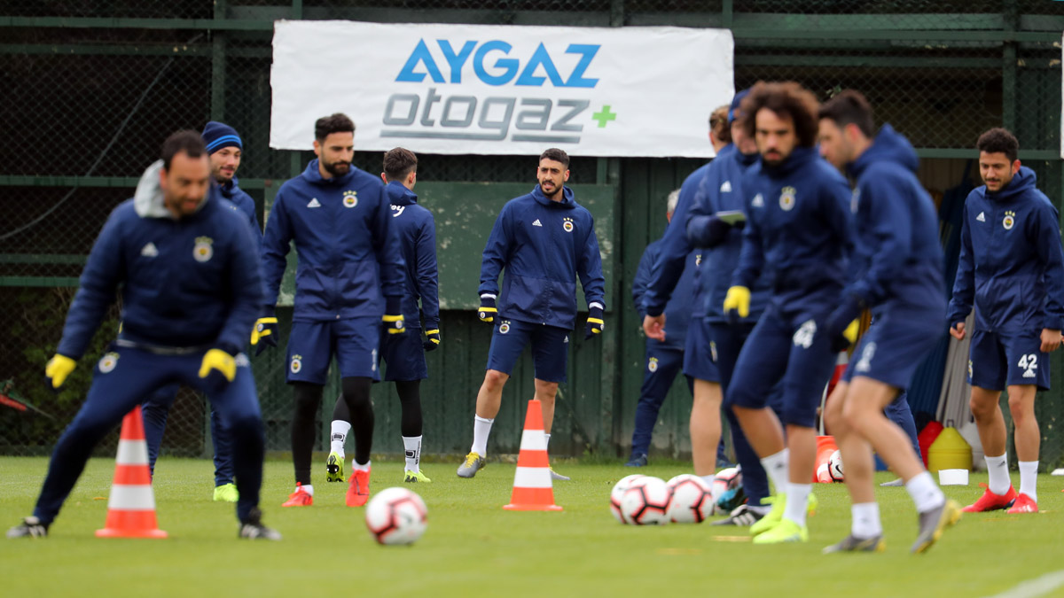 Aytemiz Alanyaspor maçı hazırlıkları tamamlandı