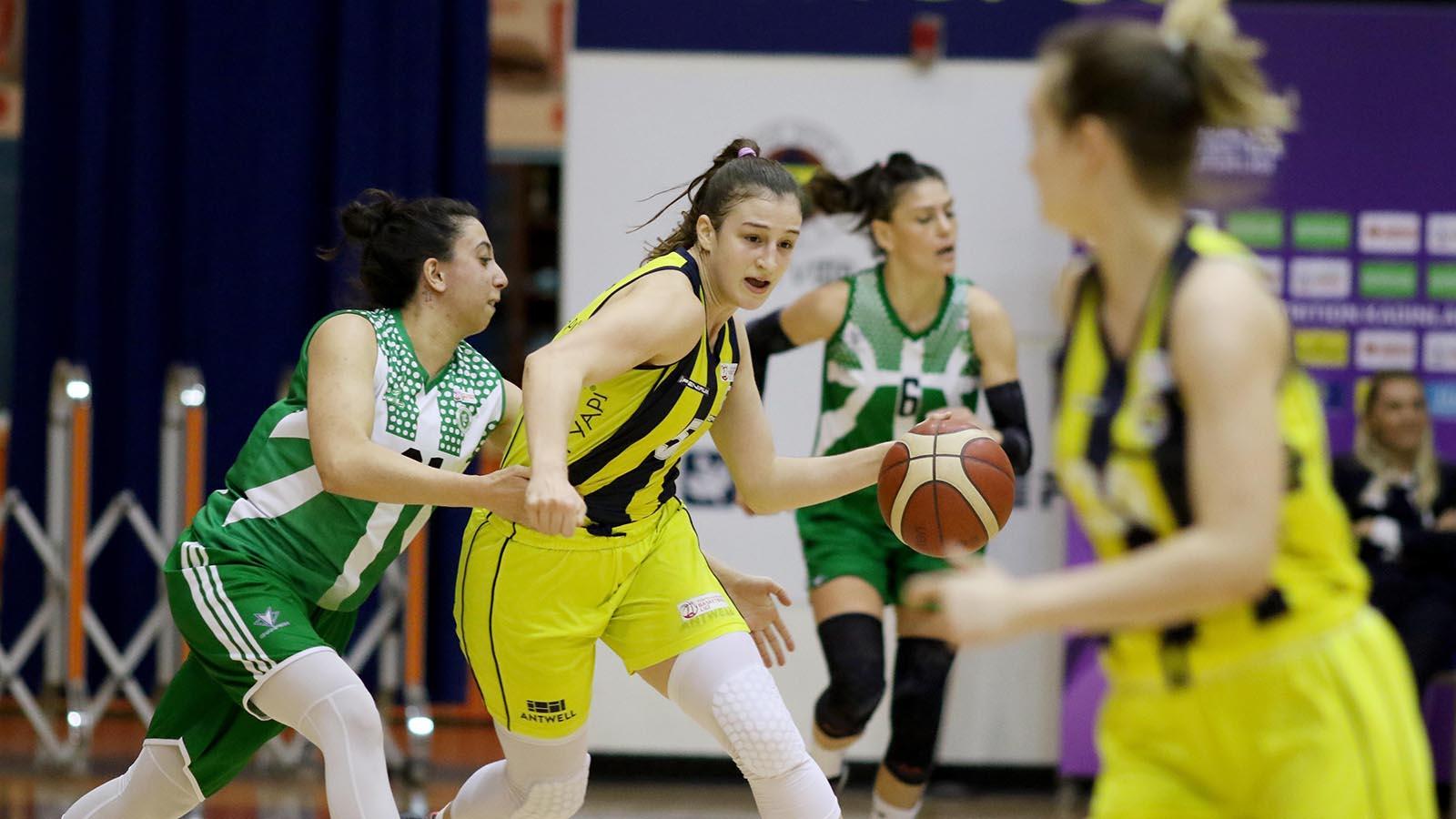 Fenerbahçe Gelişim 74-64 Urla Belediyesi