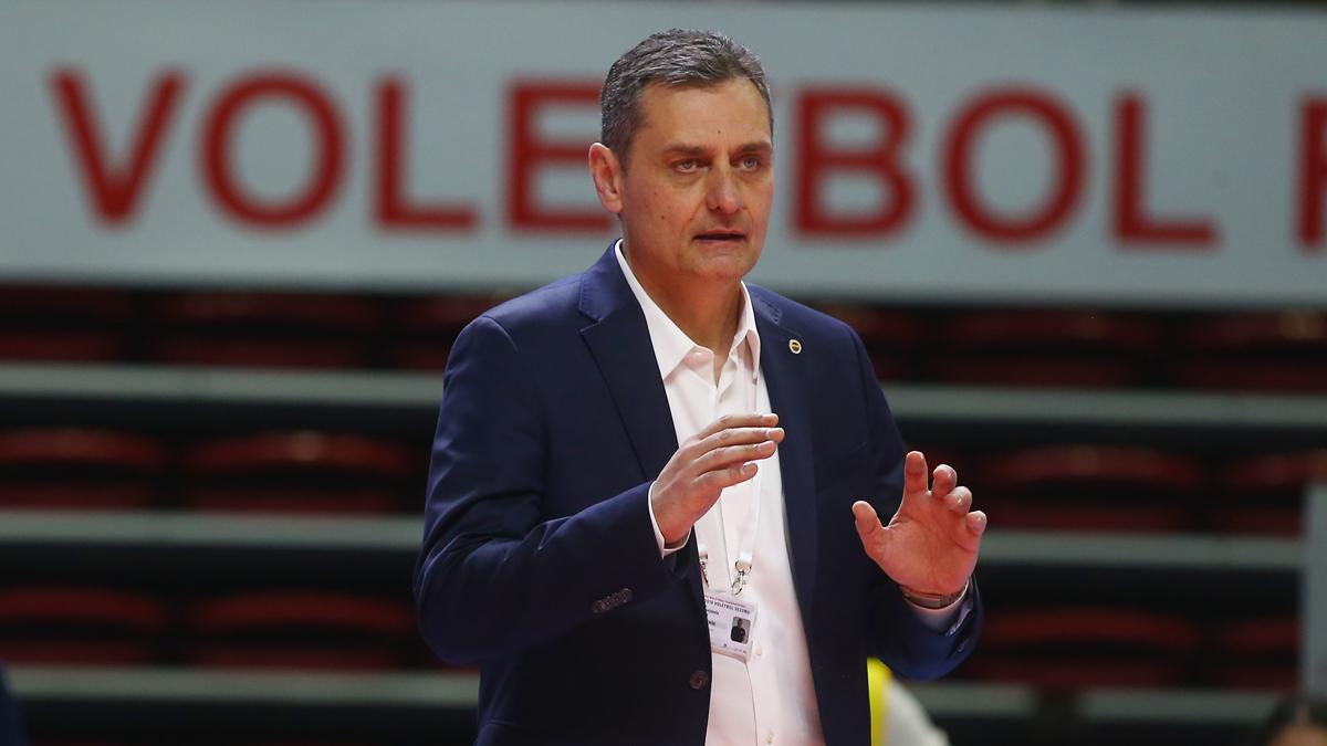 Zoran Terzic: Takımımdan çok memnunum