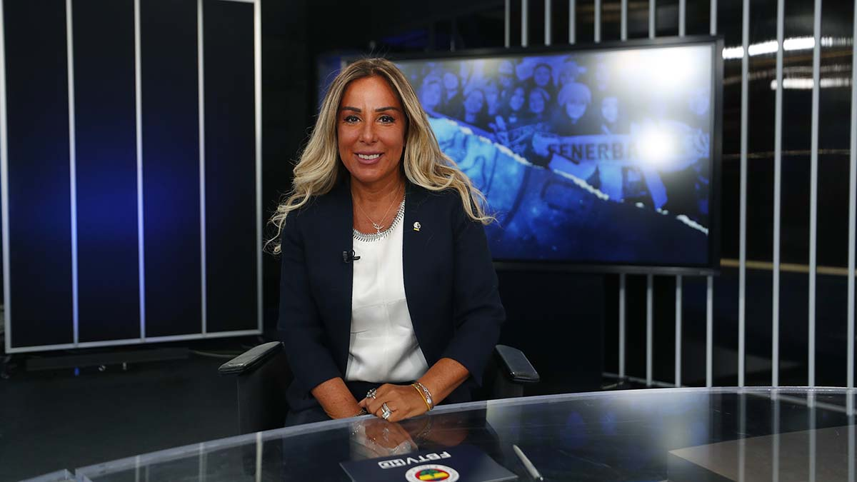 Yöneticimiz Simla Türker Bayazıt: Hem Fenerbahçe olarak hem de kadınlar olarak gücümüzü gösterdik