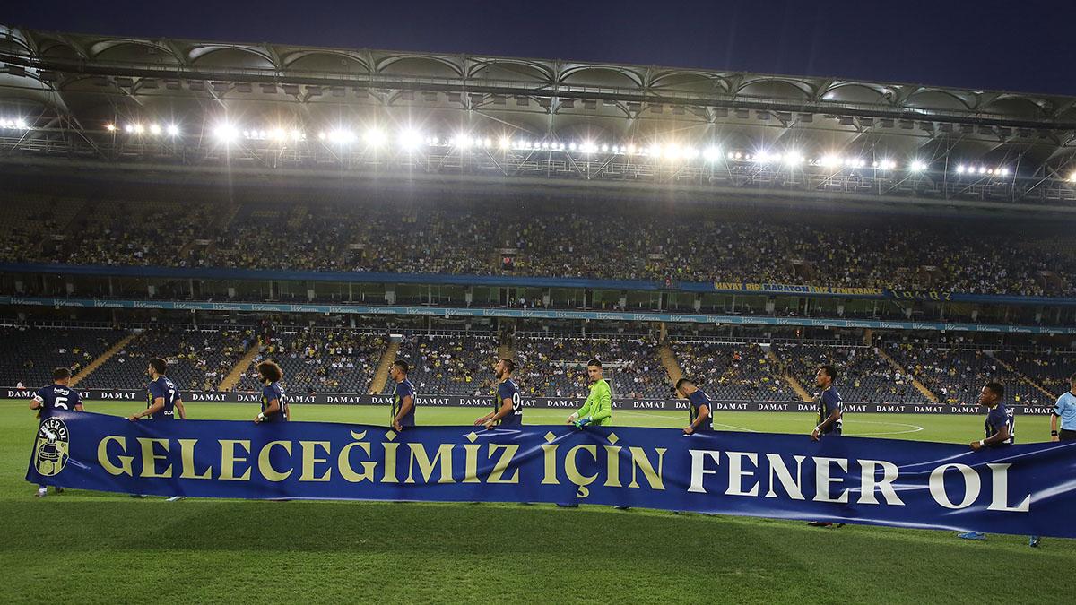 Fenerbahçe 2-2 Cagliari Calcio (Hazırlık maçı)