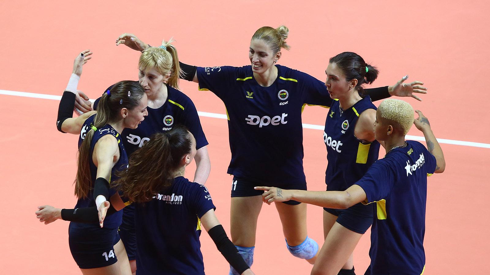 Fenerbahçe Opet 2-2 PTT (Hazırlık maçı)