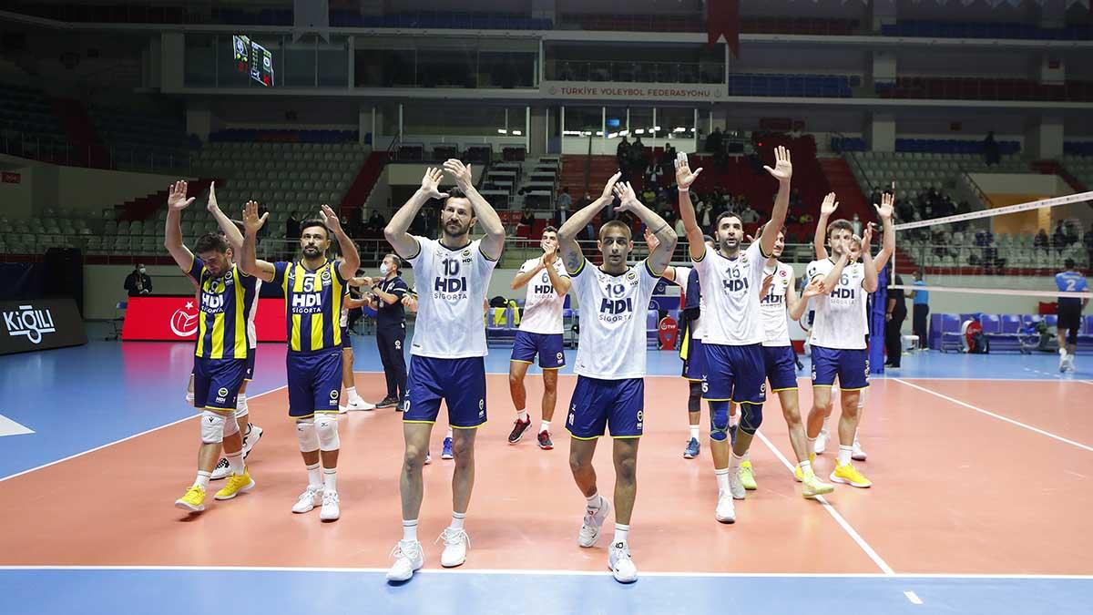 Tokat Belediye Plevne 0-3 Fenerbahçe HDI Sigorta