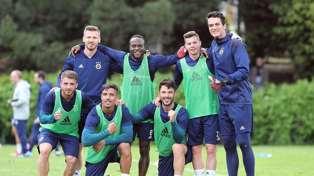 Akhisarspor maçı hazırlıkları sürüyor