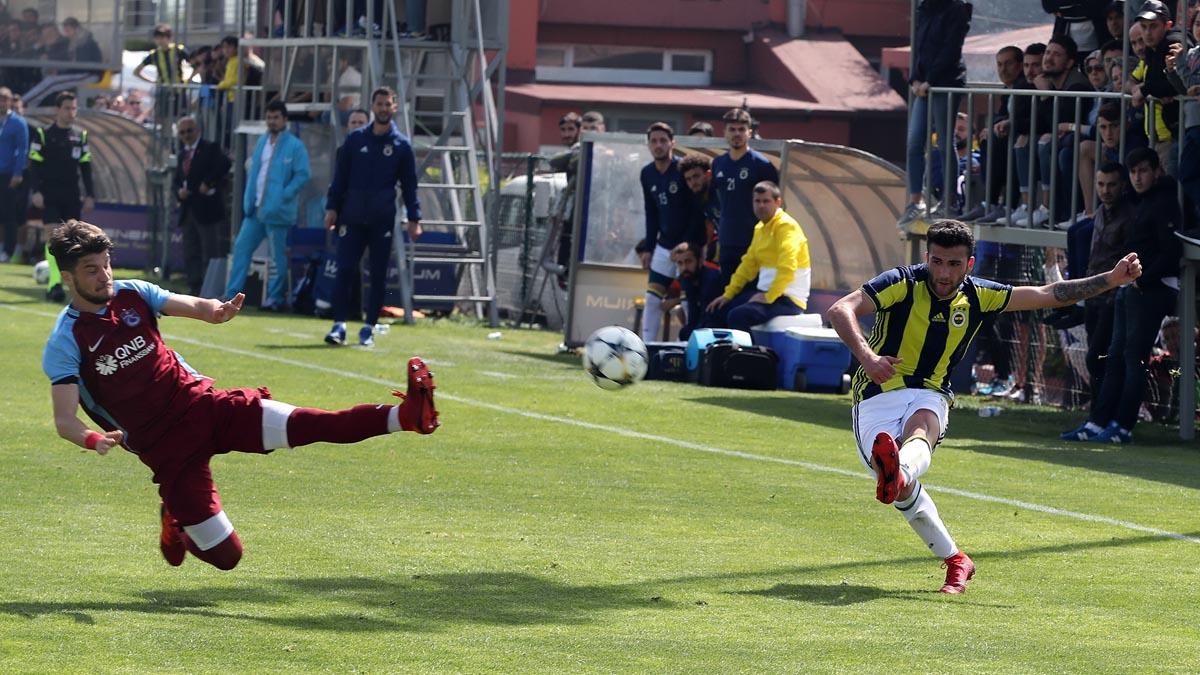 Fenerbahçe 1-1 Trabzonspor (U21 Ligi)