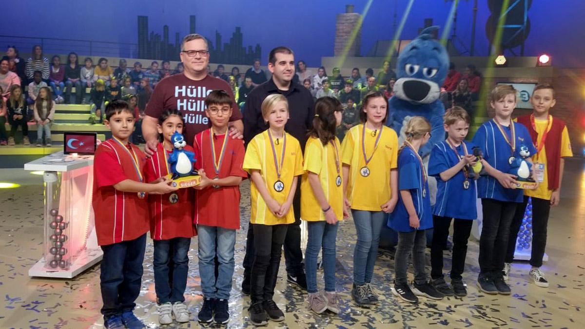 Fenerbahçe Koleji öğrencilerimizden önemli başarı