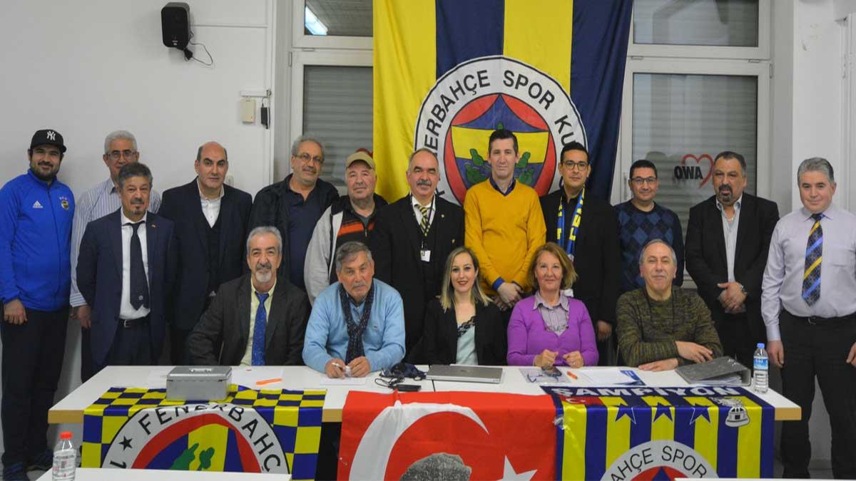 Koblenz Fenerbahçeliler Derneğimizin Olağan Genel Kurulu yapıldı