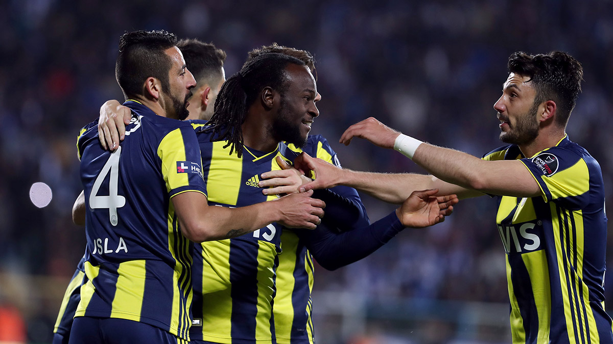 BB Erzurumspor 0-1 Fenerbahçe