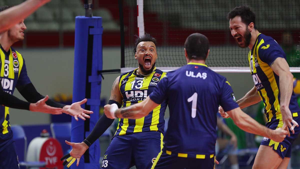 Fenerbahçe HDI Sigorta 3-0 Solhan Spor