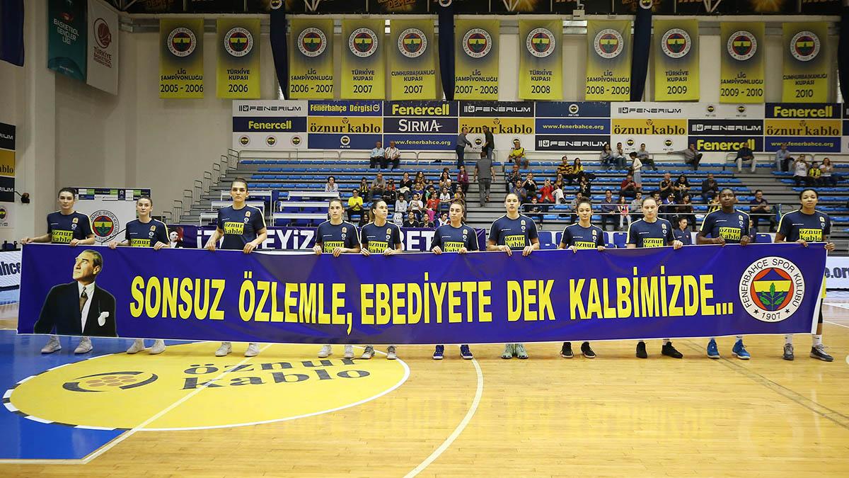 Fenerbahçe Öznur Kablo 56-48 Botaş Spor