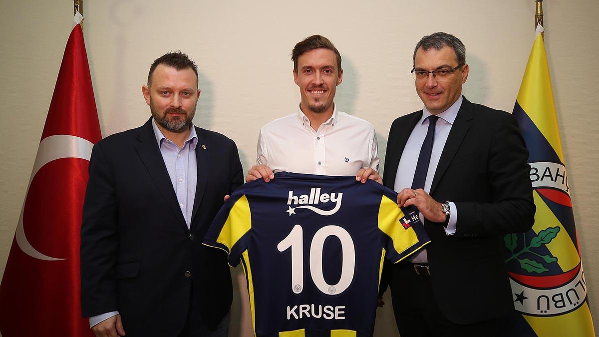 Hoş Geldin Max Kruse