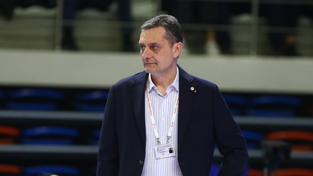Fenerbahçe Opet Başantrenörü Zoran Terzic ve Dicle Nur Babat'tan galibiyet değerlendirmesi