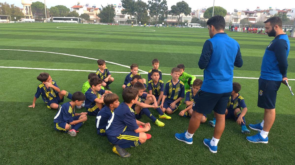 Genç takımlarımız Kuşadası'nda turnuvalara katıldı