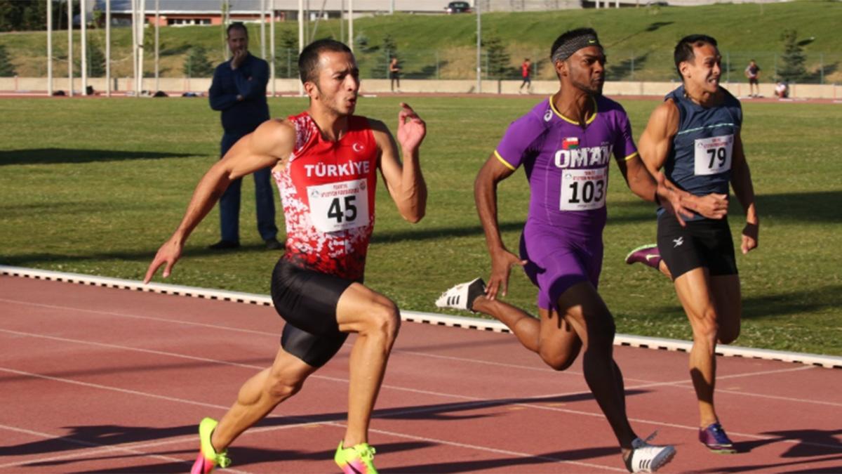 Kayhan Özer 8 yıllık U23 Türkiye rekorunu kırdı