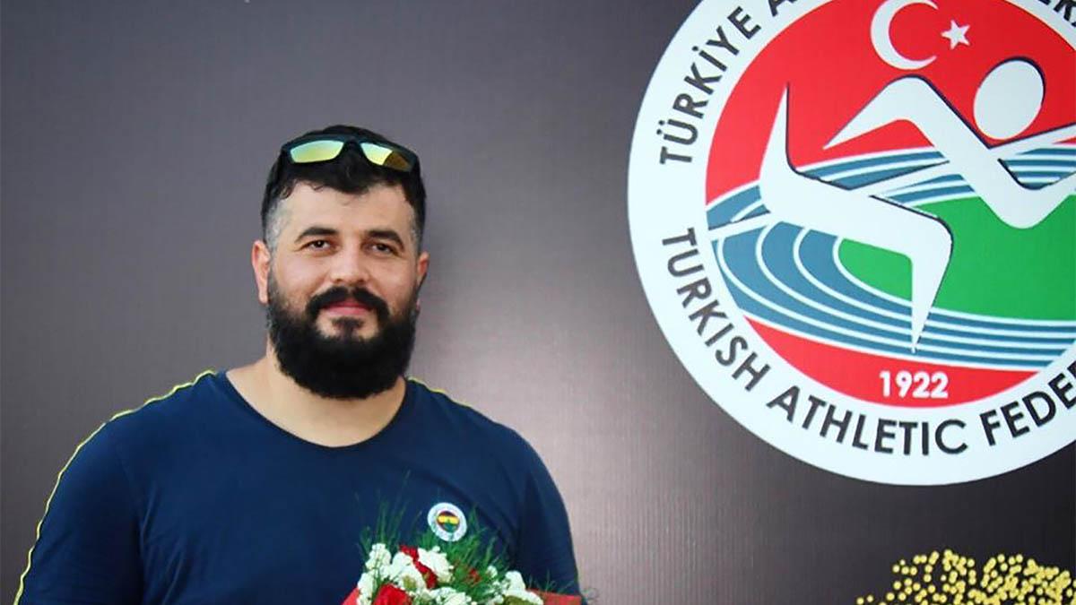 Fenerbahçeli milli atletimiz Özkan Baltacı, Tokyo Olimpiyatları'nda mücadele etti