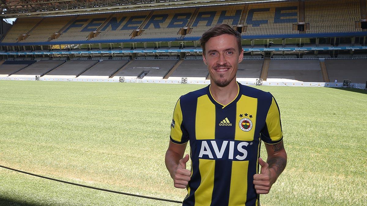 Max Kruse: Verdiğim en doğru karar Fenerbahçe'de olmaktı