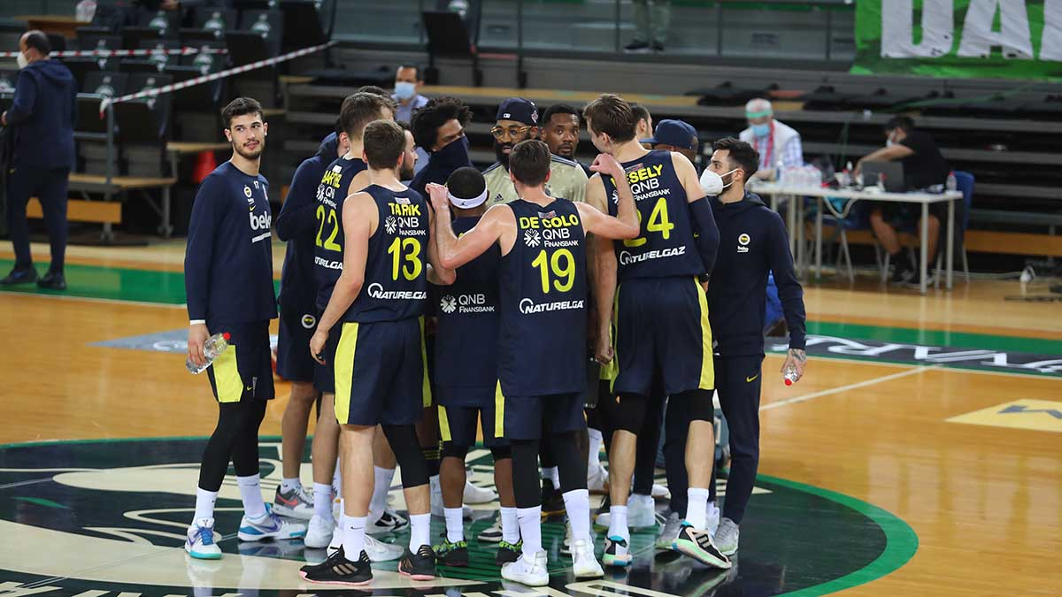 Fenerbahçe Beko through to the semi-finals