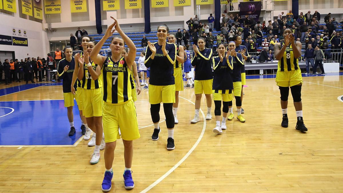 Fenerbahçe 64-62 Perfumerias Avenida