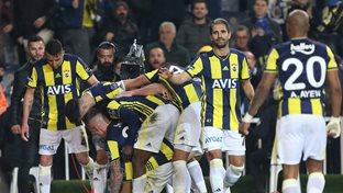 Fenerbahçemiz Alanya deplasmanında