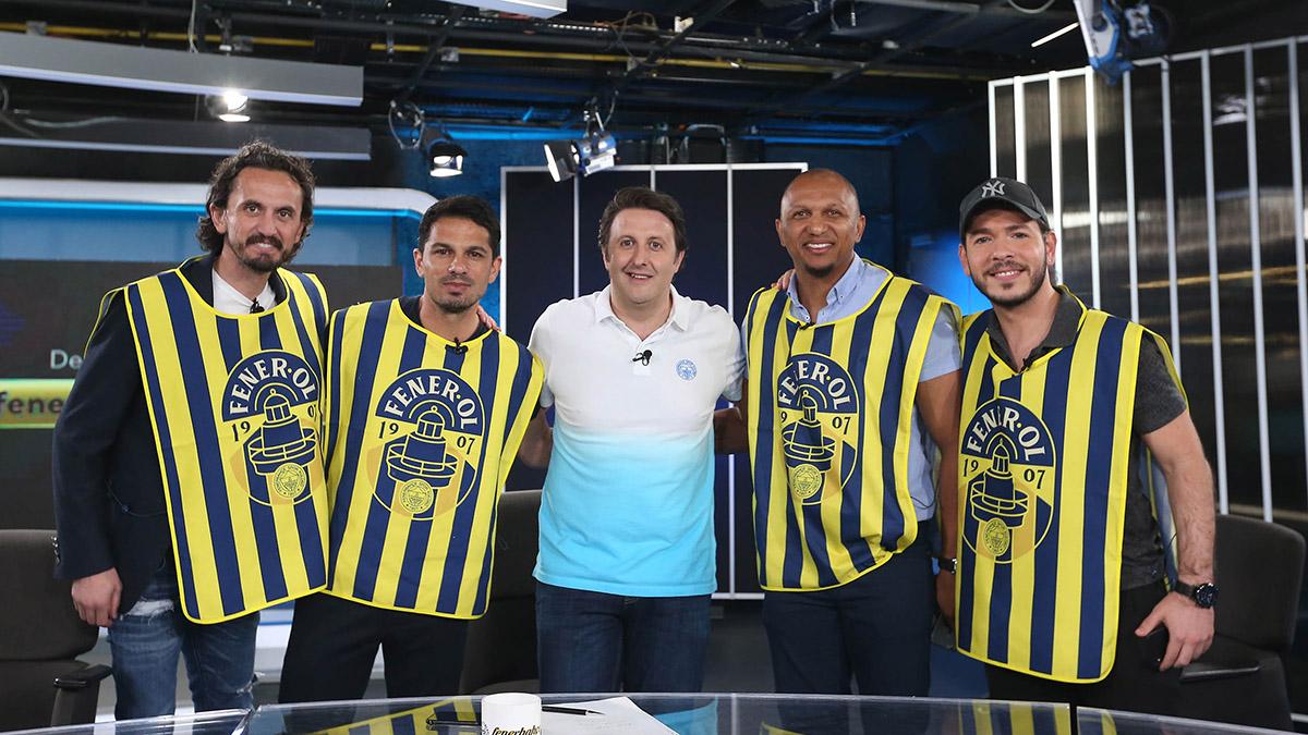 Fenerbahçe Televizyonu'nda unutulmaz gece