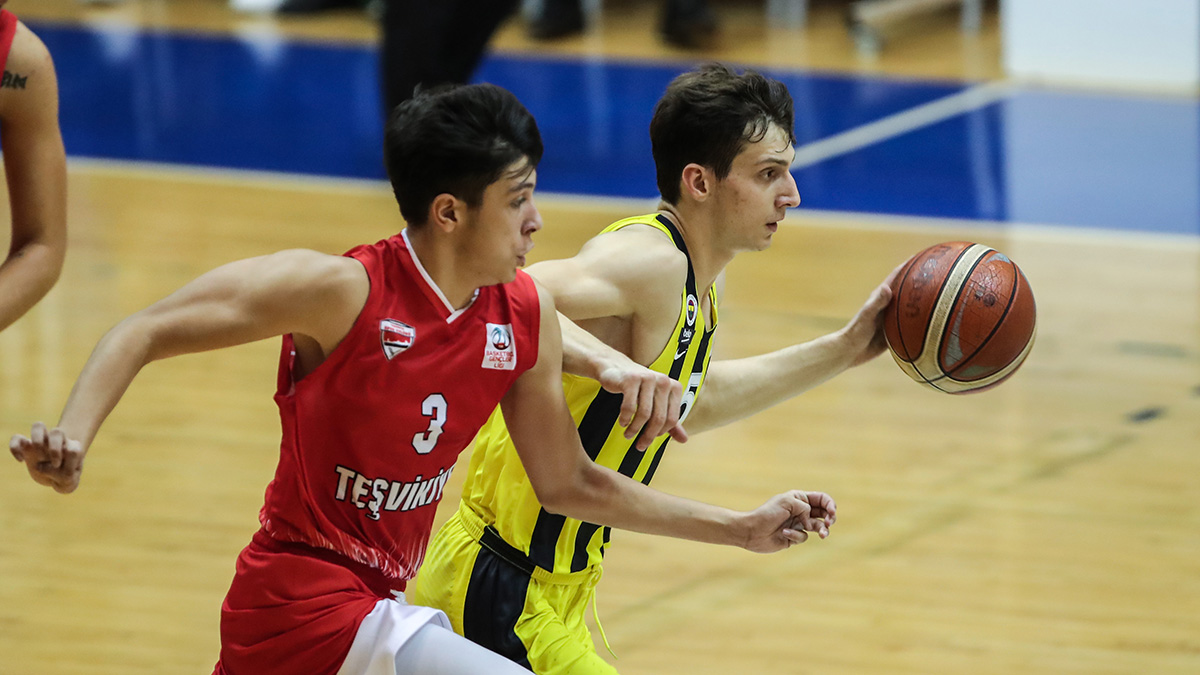 Fenerbahçe Beko 85-70 Teşvikiye (Basketbol Gençler Ligi)