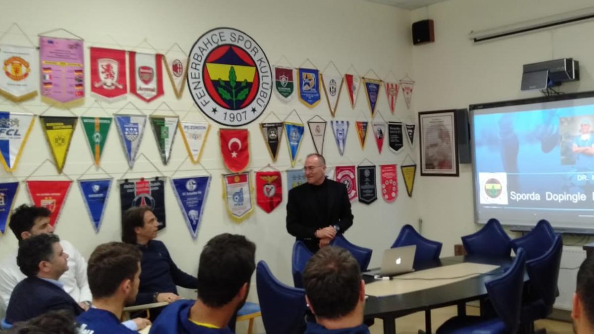 Fenerbahçe Altyapı'da Eğitim