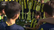 1881 U13 Antalya Cup'ta Şampiyon U13 Futbol Takımımız!
