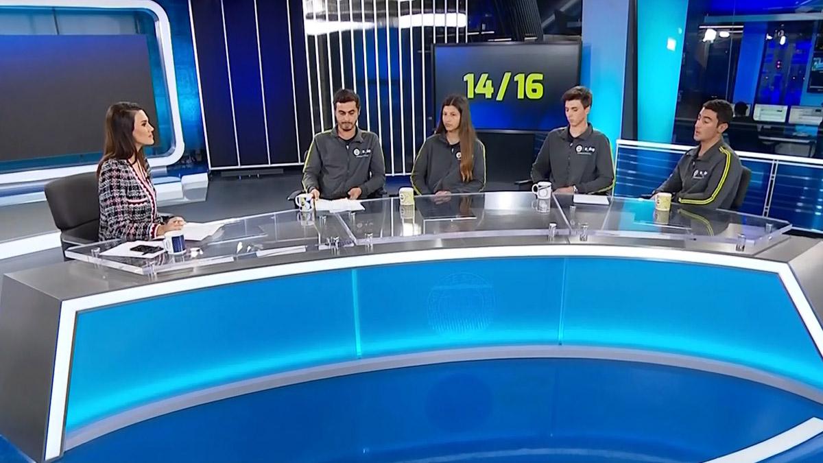 Fenerbahçe Doğuş Yelken Sporcularımız ve Antrenör Yaşar Kabakçıoğlu, 14/16'ya katıldı