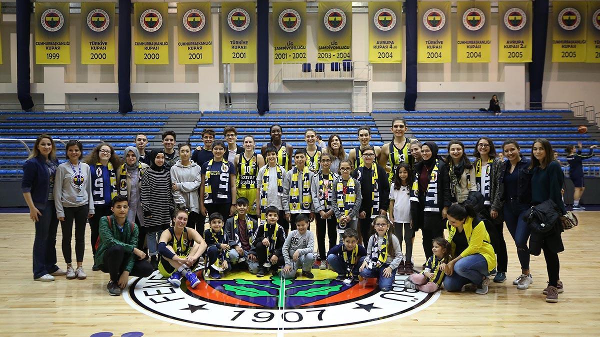 Çocuk ve Gençlik Kulübümüzün Spora Merhaba Projesi devam ediyor