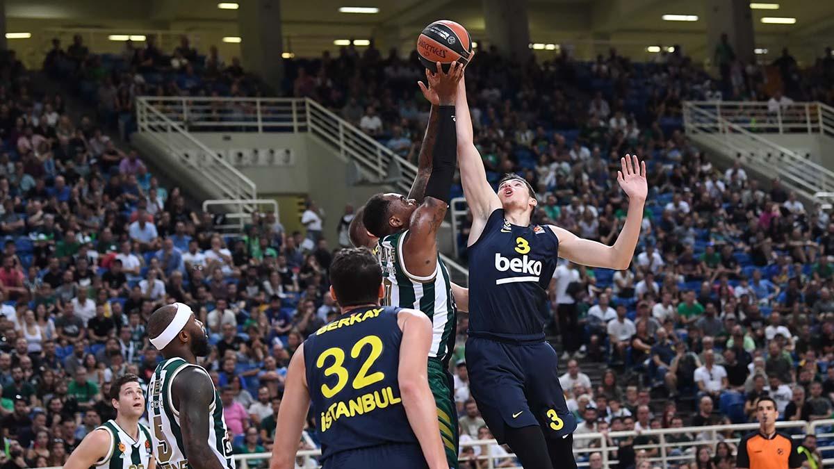 Fenerbahçe Beko 74-84 Panathinaikos