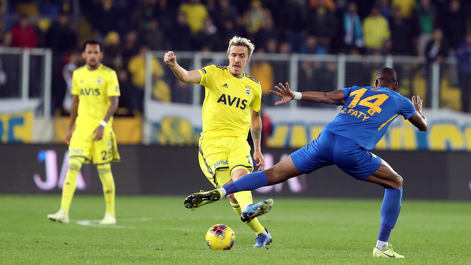 MKE Ankaragücü 2-1 Fenerbahçe