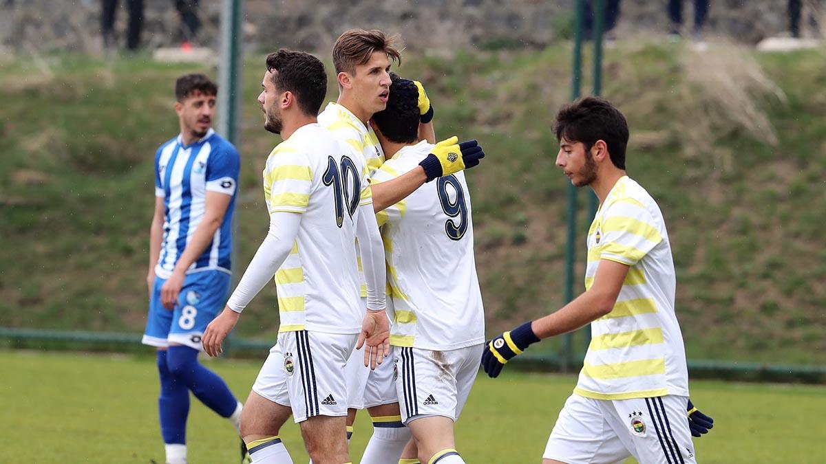 Büyükşehir Belediye Erzurumspor 3-4 Fenerbahçe (U21 Ligi)