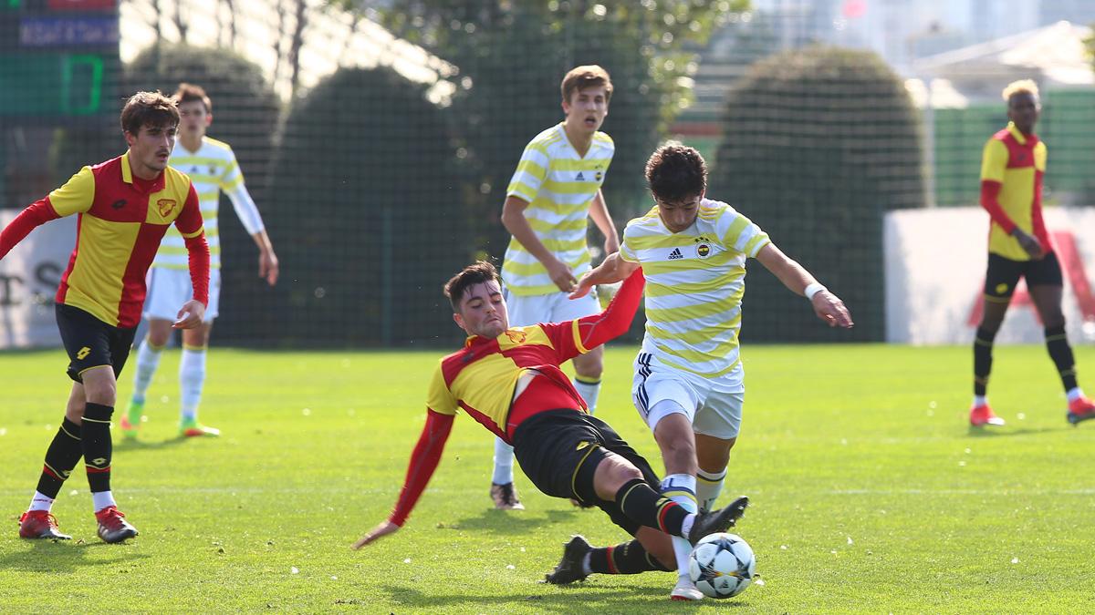 Fenerbahçe 0-0 Göztepe (U21 Ligi)