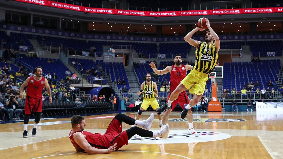 Fenerbahçe Beko 84-67 Gaziantep Basketbol