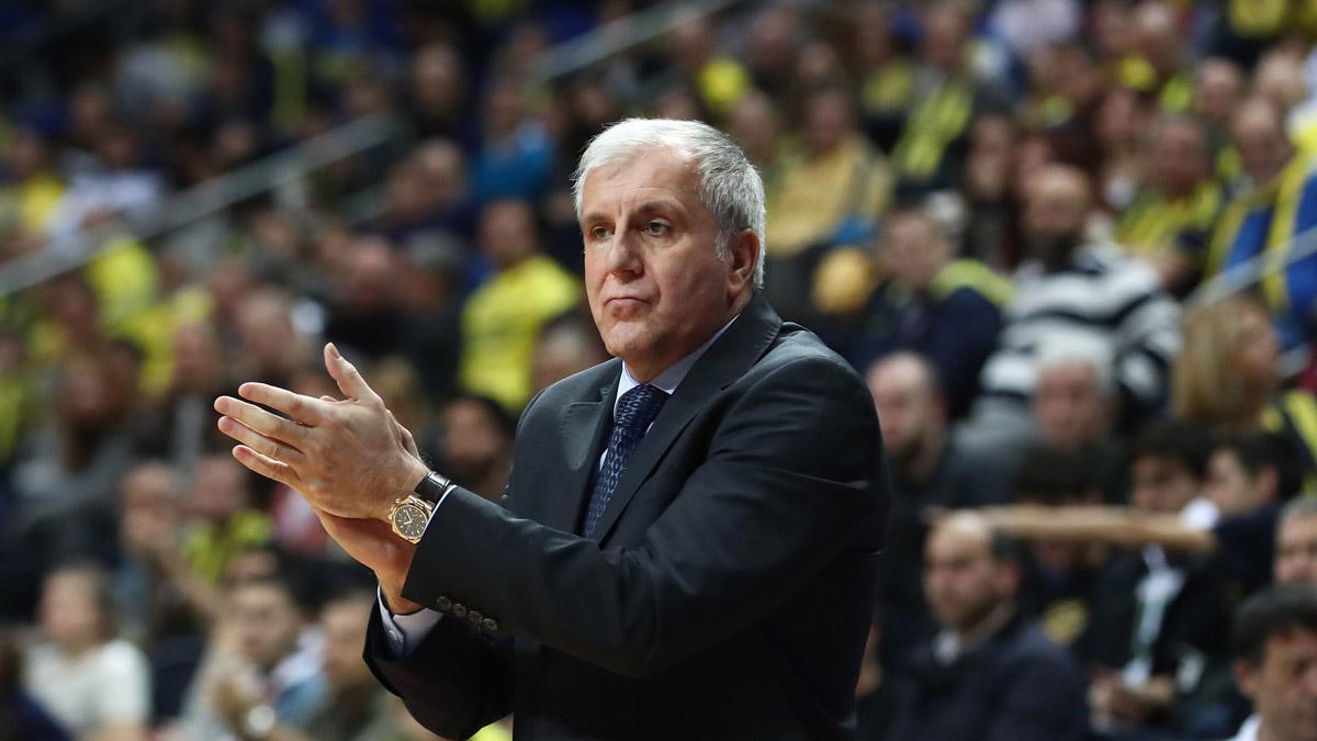 Zeljko Obradovic: Tüm oyunculardan güzel katkı aldık