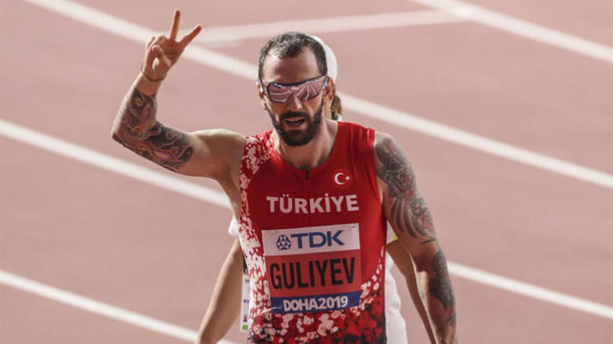Ramil Guliyev Dünya Şampiyonası'nda finalde