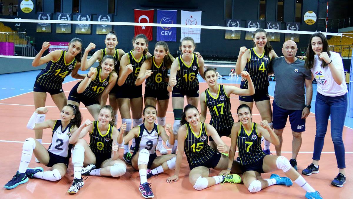 Yıldız Erkekler ve Genç Kızlar Türkiye Şampiyonası'nda takımlarımızdan başarılı sonuçlar