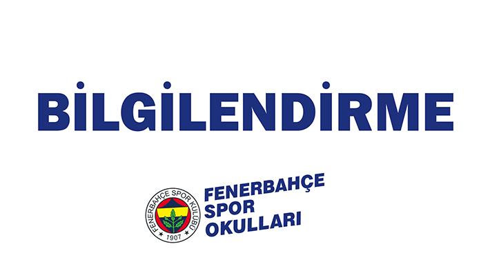Fenerbahçe Futbol Spor Okulları Seçme Değerlendirmelerinde 2. etaba kalan isimler belirlendi
