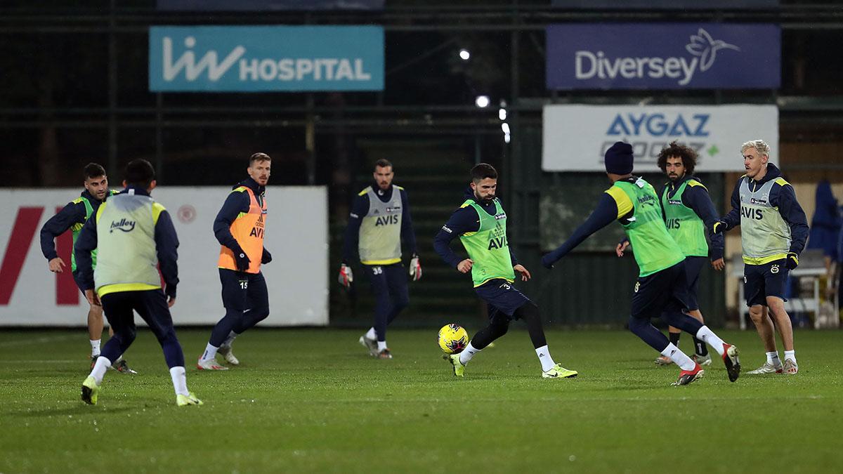 Demir Grup Sivasspor maçı hazırlıkları sürüyor