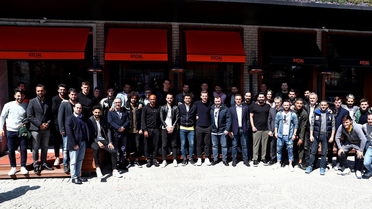 MKE Ankaragücü maçı öncesi moral kahvaltısı