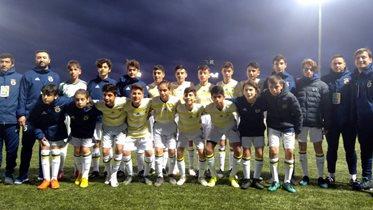 U13 Takımımız, 23 Nisan Uluslararası Spor Turnuvası'nda mücadele etti