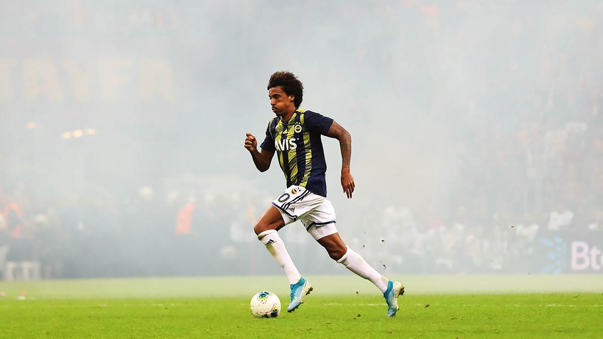 Luiz Gustavo: Önümüzdeki maçlarda istediğimiz puanları alarak hedefimize ulaşmak istiyoruz
