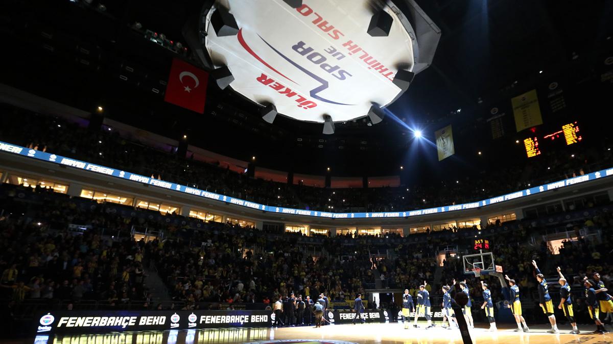 Fenerbahçe Beko – Türk Telekom maçının bilet satışı sürüyor