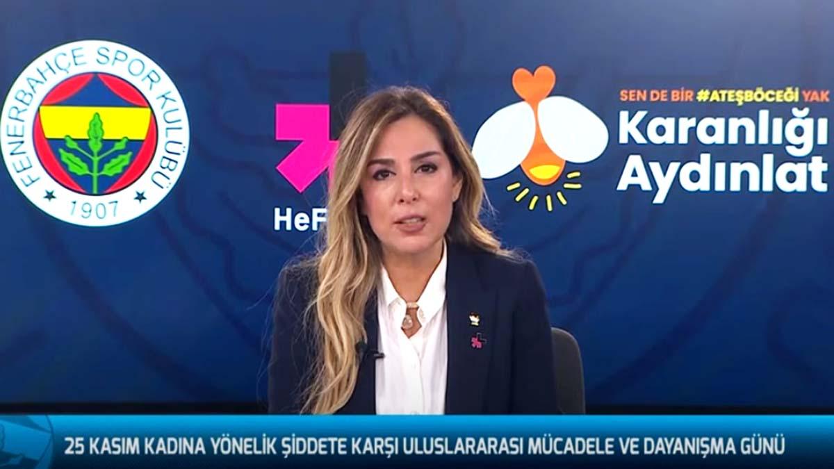 Yöneticimiz Simla Türker Bayazıt'tan 25 Kasım Kadına Yönelik Şiddetle Mücadele Günü'nde açıklamalar