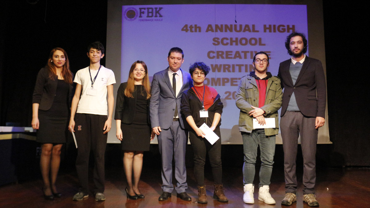 İstanbul Liselerarası 4. Geleneksel Yaratıcı Hikaye Yazma Yarışması düzenlendi