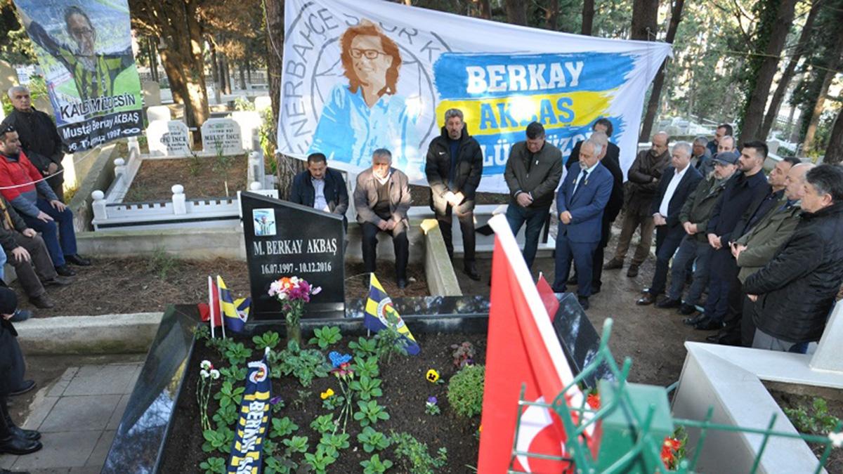 Sinop Derneğimiz, Berkay Akbaş'ı unutmadı