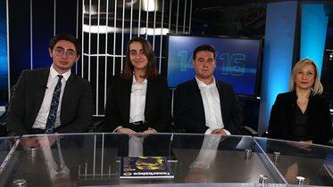 Harward Mun Konferansı'na katılan Fenerbahçe Koleji öğrencileri 14/16'ya konuk oldu