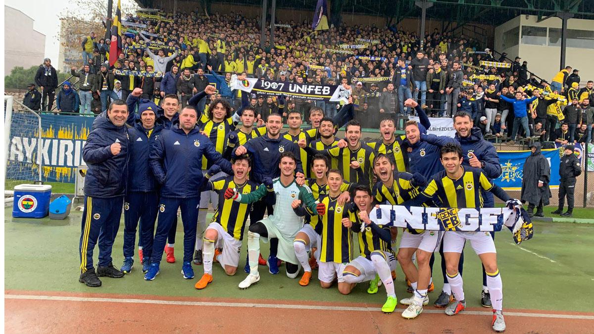 Akhisarspor 1-4 Fenerbahçe (U21)
