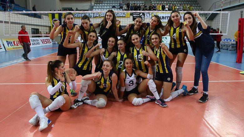 Fenerbahçe 3-0 Vakıfbank (Yıldız Kız Voleybol)