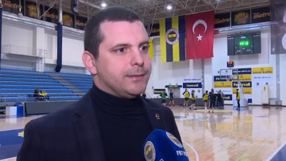 Yönetim Kurulu Üyemiz Metin Sipahioğlu'ndan kadın basketbol takımımız hakkında önemli açıklamalar